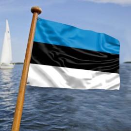 Estijos laivo vėliava