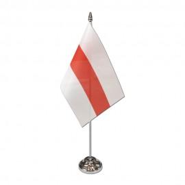 Senoji Baltarusijos stalinė vėliavėlė, 12 x 20 cm