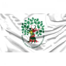 Didžiojo Šeimos Gynimo Maršo 2021 vėliava II