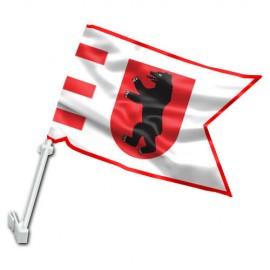 Žemaitijos automobilinė vėliavėlė su koteliu II