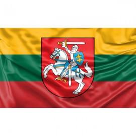 Trispalvė Vyčio vėliava III