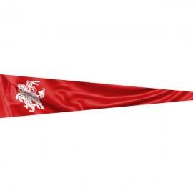 Raudonas Vyčio vimpilas