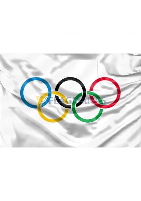 Olimpinė vėliava