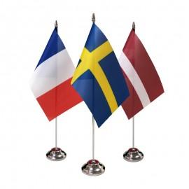 Valstybių, Šalių stalinės vėliavėlės