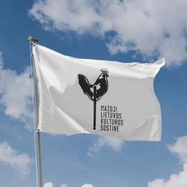 Mažųjų Lietuvos kultūros sostinių vėliavos