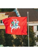Lietuvos Valstybės istorinė vėliava - Vytis