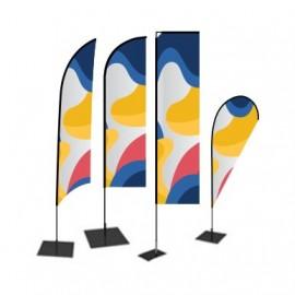 Reklaminės vėliavos
