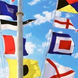 Signalinės jūrų vėliavos